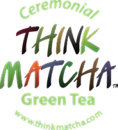Think Matcha | Green Tea | Chocolate Logo